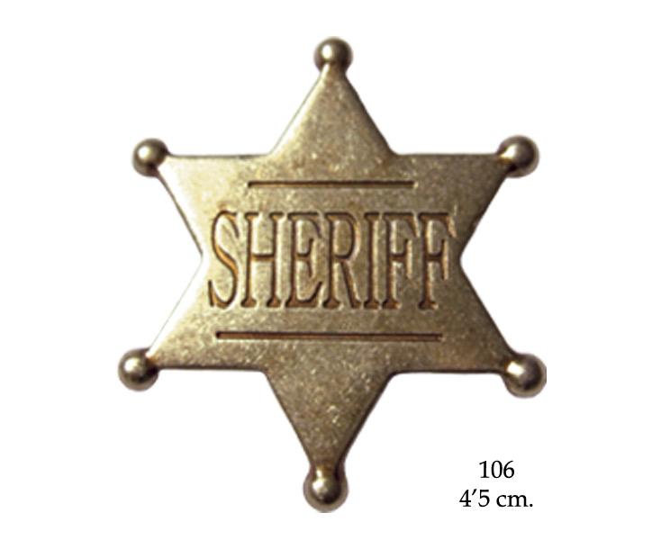 odznaka sheriff denix 106
