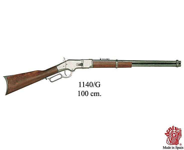 winchester silver color denix 1140